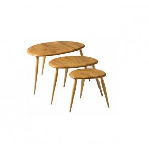 Ercol 354 Nest Of Tables