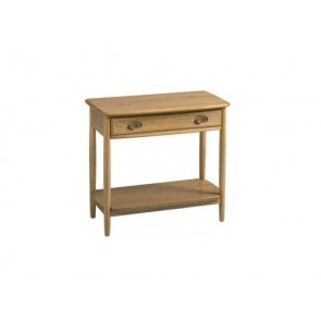 Ercol 3865 Ash Console Table