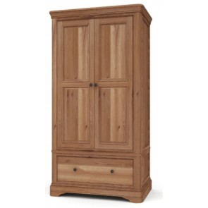 Auvergne 2 Door Wardrobe