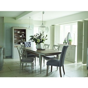 Rockford 140cm Table + 6 Painted Chairs