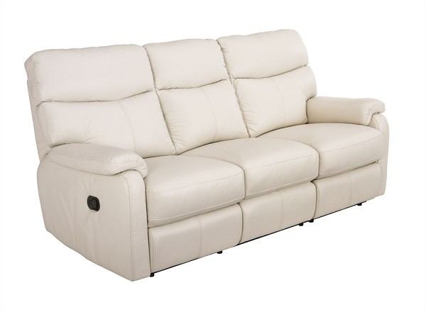 Casino 3 Seat Manual Recliner Sofa