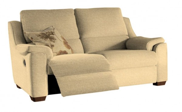 Albany 2 Seater Double Power Recliner
