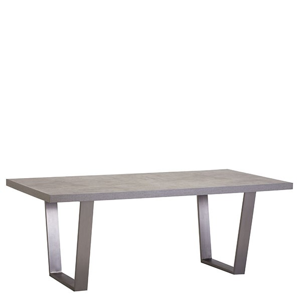 City/Concrete Dining Table