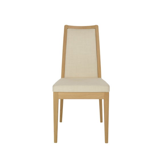 Ercol 2644 Romana Padded Dining Chair