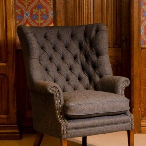 Mackenzie Fabric Armchair
