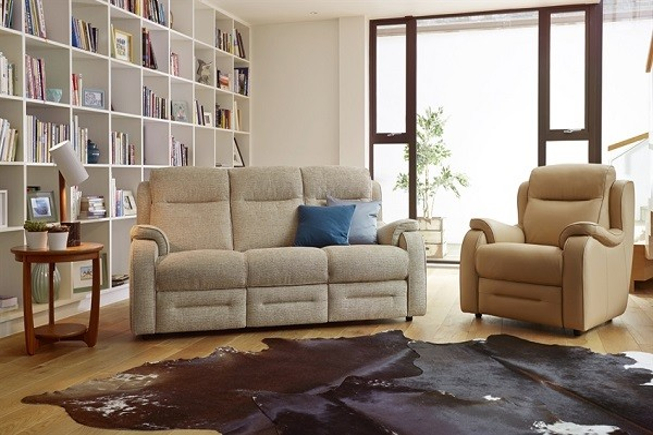 Boston 3 Seater Standard Sofa