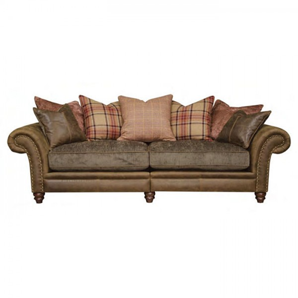 Hudson 4 Seater Split Sofa