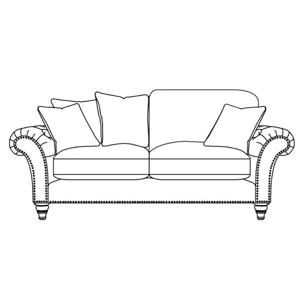 Longleat Medium Sofa