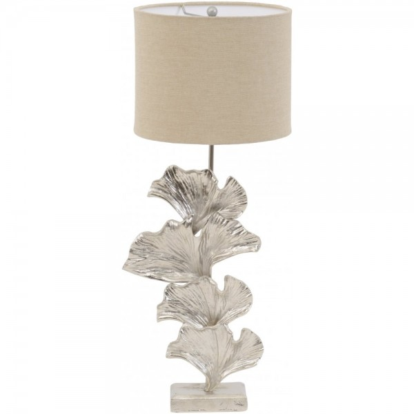 Gingko Aluminium Cast Table Lamp