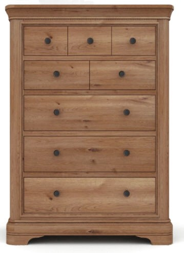 Auvergne 8 Drawer Tall Chest