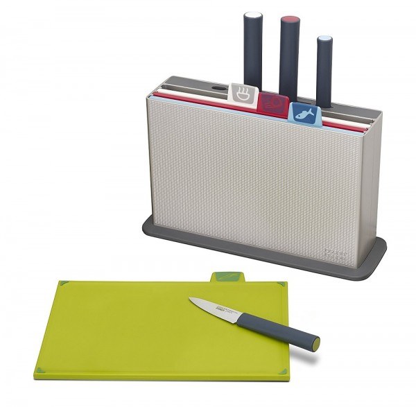 Joseph Joseph Chop Board Set with Knives