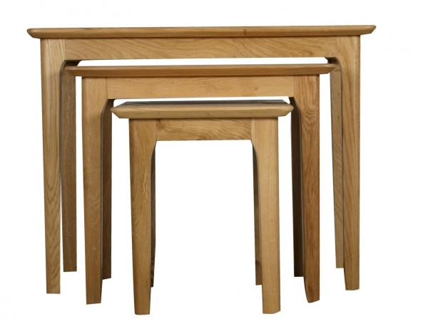 Scandic Nest of 3 Tables