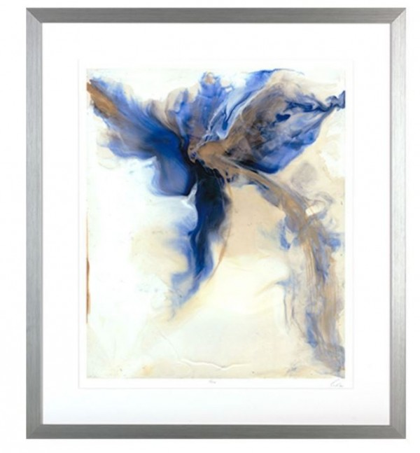 Love in Action III Framed Print