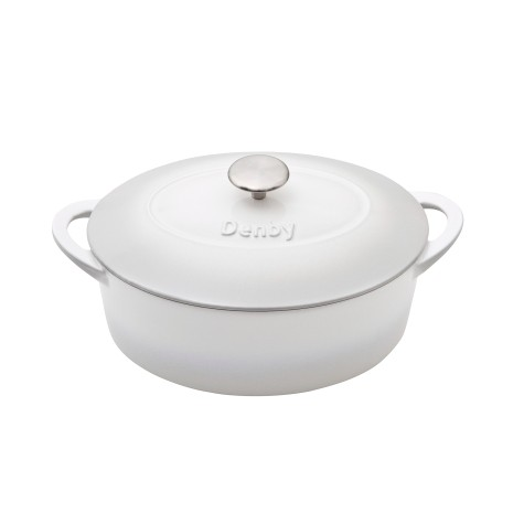 Denby Natural Canvas 28cm Casserole Dish
