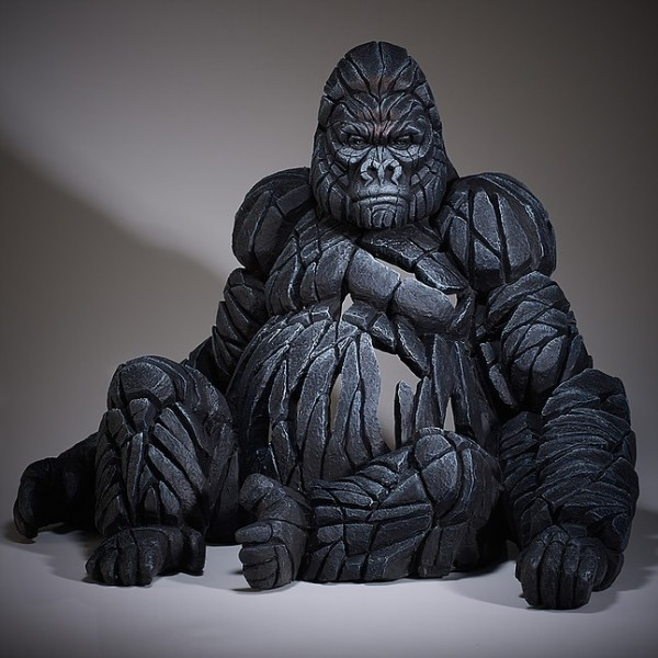 Gorilla Edge Sculpture