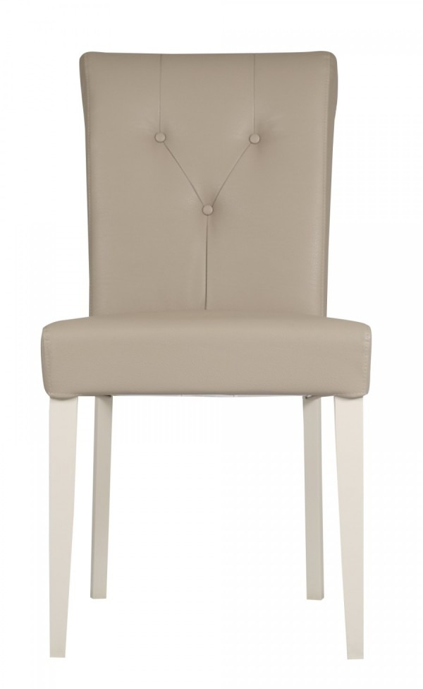 Aspen Bonded Hide Chairs - Pair of