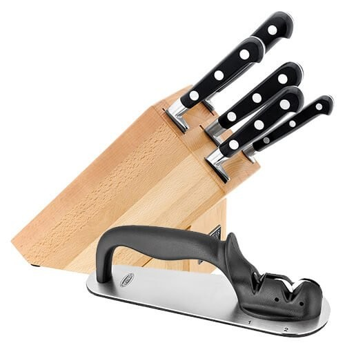 Stellar Sabatier 5 Piece Knife Block