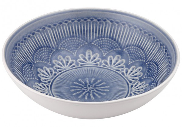 Nadia Cornflower Blue Bowl