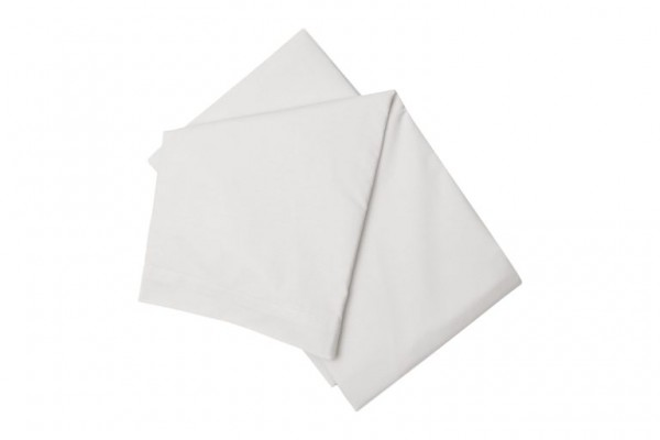Cotton Polyester Flat Sheet - Cloud