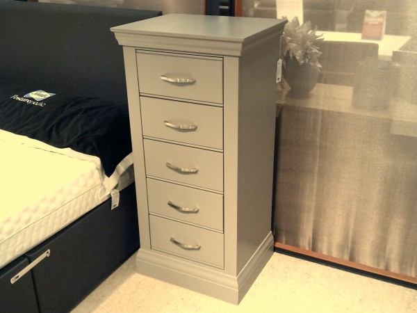 Alicante 5 Drawer Tall Chest