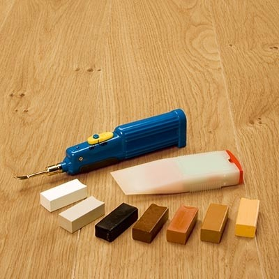 Pergo Laminate Repair Wax Kit