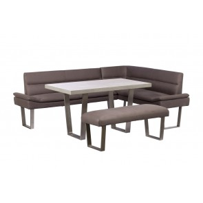 City Corner Bench Set