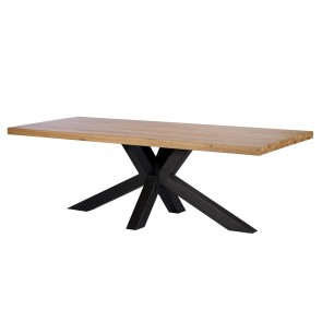 Fusion Hoxton Cross Legged Table