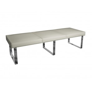 Silverwood Bench with No Back