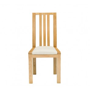 Ercol 1383 Bosco Dining Chair - Slatted