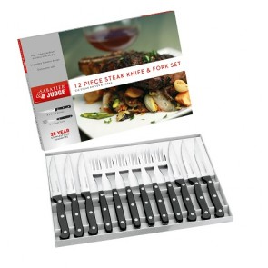 Judge Sabatier 12 Piece Steak Set
