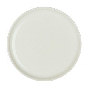 Denby Linen Coupe Medium Dinner Plate