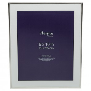 Mayfair Silver 8x10 Frame