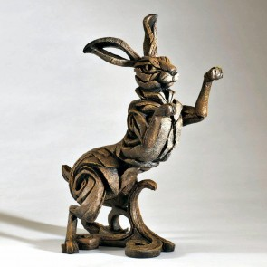 Brown Hare - Edge Sculpture