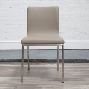Audrey Dining Chair - Taupe