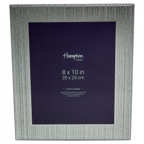 Limoges 8x10 Mirror Glitter Glass Frame