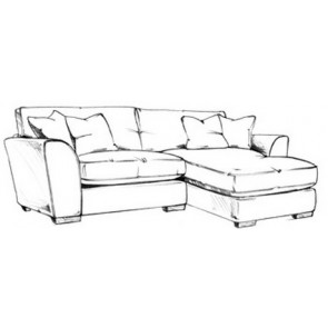 Eden Small Chaise -RHF