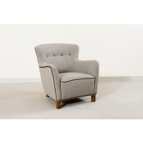 Stockholm Accent Chair - Fabric