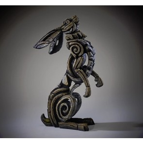 Hare Edge Sculpture - Stargazer