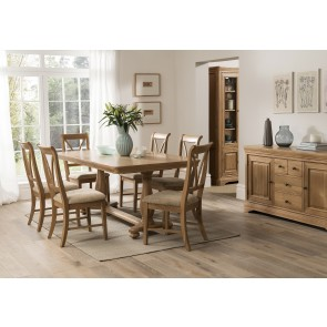 Auvergne Extending Table + 6 Chairs