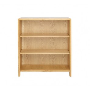 Ercol 1379 Bosco Low Wide Bookcase
