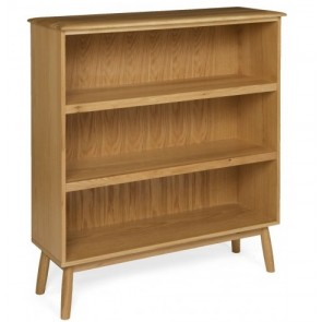 Oslo Wide Bookcase