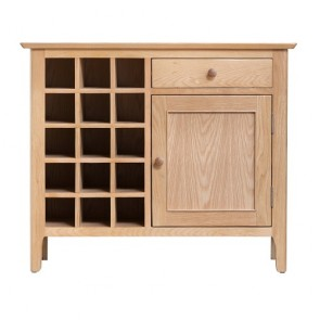 Scandic Wine Cabinet