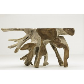 Tree Roots Console Table