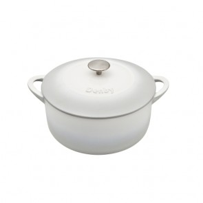 Denby Natural Canvas 24cm Casserole Dish