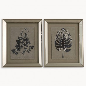 Lexington Plant Wall Art Set of 2
