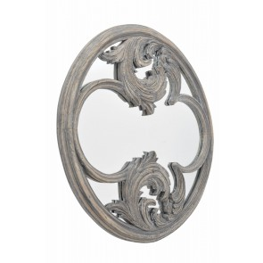 Roxborough Mindi Round Mirror