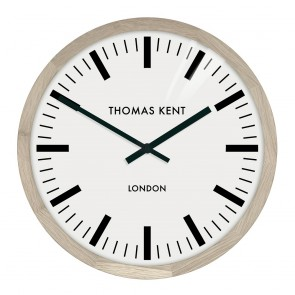 Clifton Large Grey Clock