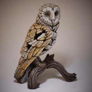 Barn Owl - Edge Sculpture