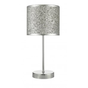 Bistro Touch Table Lamp Silver