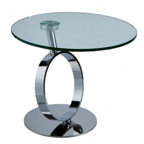 Magic Rings Lamp Table